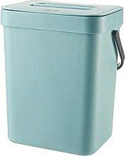 Litzxl Küchen-Mülleimer,Haushalts-Mülleimer mit