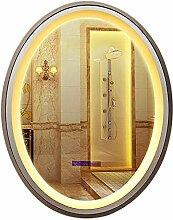 LIU UK Makeup Mirror Badezimmerspiegel LED