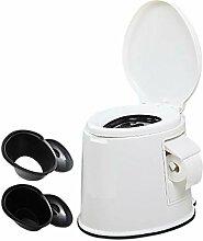 LIU UK Portable Toilet Tragbare Toilette Alten