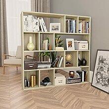 LIUBIAONET Raumteiler Raumteiler/Bücherregal