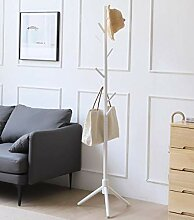LIUCHANG Holz Tree Garderobenständer,