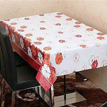 Liudaye Frische PVC Tischdecke Tisch Tischdecke