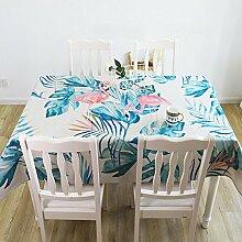 Liudaye Tabelle Tuch schwere Pfund Baumwolle