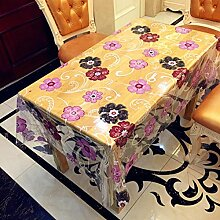 Liudaye Tabelle Tuch Slim Transparent weiche