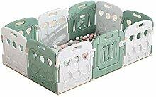LIUFS-Kinderleitplanke Kinderlaufstall, Kinder