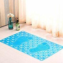 liuhoue Badezimmer matte, Gepolsterte fußauflage