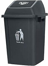 LiuJF-Waste Recycling Große Mülleimer, Outdoor