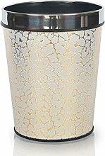 LiuJF-Waste Recycling Kunststoff Mülleimer,