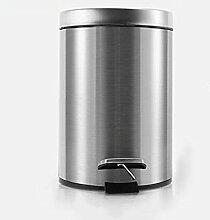 LiuJF-Waste Recycling Mit Abdeckung Mülleimer,