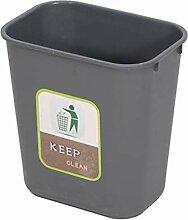 LiuJF-Waste Recycling Ohne Abdeckung Mülleimer,