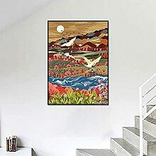 Liuqidong Leinwanddrucke Kunst