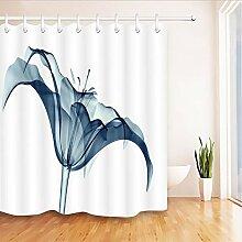 liuweidedian Duschvorhang Moderne Minimalistische