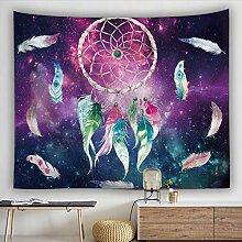 liuweideshoop Tapisserie Sternenmuster Mandala