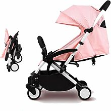 LIUX Kinderwagen, Sonnenschirm Kinderwagen Mit