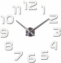 LIUXIAOJIE DIY 3D Acryl Wanduhr Uhren Uhren und