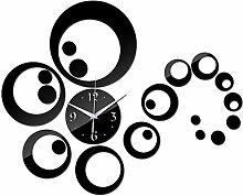 LIUXIAOJIE Wanduhr, Uhr, DIY, Heimtextilien, Mode,