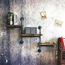 Liuxiaomiao Vintage Wand hängen Antik Metall