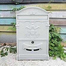 Liuyu · Lebendes Haus Landhaus-Briefkasten-Retro-