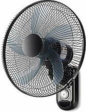 LIUYUN0 Wandmontierter elektrischer Ventilator,