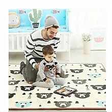 LIUZEIMIN Baby krabbeln matte,Verdicken sie Kinder