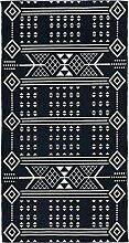 LIV INTERIOR Teppich, Embroidery, Bedruckte