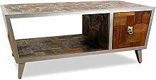 livasia Großes Java Sideboard aus Metall und