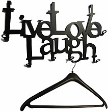 Live Love Laugh - Türgarderobe -