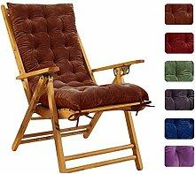 Liveinu Bänke Sitzkissen Bankauflage mit Bändern