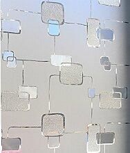 Liveinu Fensterfolie Statisch Sichtschutz