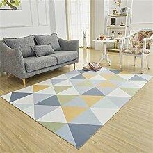 Liveinu Modern Teppich mit Anti-Rutsch
