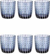 Livellara Carnival Trinkglas - 6-er Set