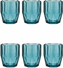 Livellara Ice Glas. Attraktives 6-er Set