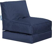 Livetastic SITZSACK Blau , 300 L, 70x80x90 cm