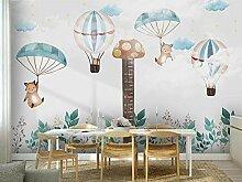 LIVEXZ DIY,Kinder Schlafzimmer Wandbild Karton