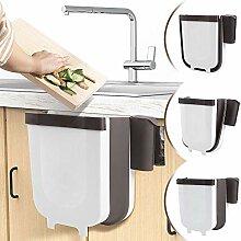 Living Mülleimer Küche, Faltbare Aufhängen