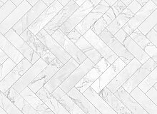 living walls Fototapete Designwalls Marble Tiles