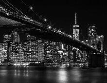 living walls Fototapete New York City Brooklyn