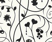 Livingwalls 6692-78 Tapete, Forbidden Fruits,