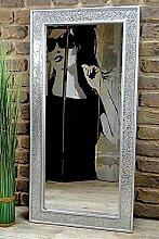 Livitat® Wandspiegel 100 x 50 cm Spiegel Mosaik