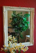 Livitat® Wandspiegel Badspiegel barock antik
