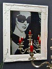 Livitat® Wandspiegel Spiegel Badspiegel barock