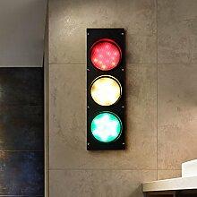 LIVY Kreative Persönlichkeit Restaurant Café Treppe LED Wand Lampe Eisen Vintage industrielle Wind Flur Wand Lampe Bar