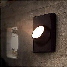 LIVY-Loft Wand Lampe Industrie Bar Retro-Beleuchtung Licht Flur Flur Leuchten Wandleuchten