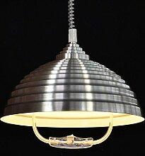 LIVY Moderne Mahjong Lampe Aufzug Kronleuchter LED Pendelleuchte Office Aluminium Schach lernen Lampe Kronleuchter