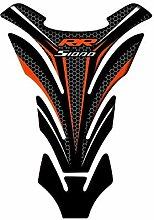 LIWENCUI- Motorrad-Aufkleber Emblem Schutz