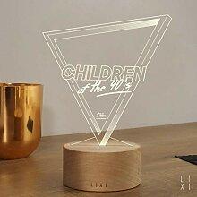 Lixi Designer-Lampe für Kinder, 90er Jahre