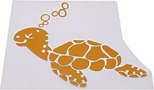 LIXIAQ1 Nette Sea Turtle Art Vinyl Aufkleber