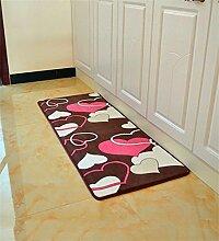 LIXIONG Küche Teppich Fußmatte Couchtisch