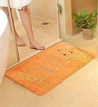 LIXIONG Staubdicht Teppich Fußmatte Eingang Matte