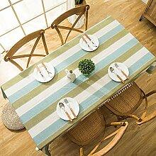 LIYAN Tischdecke Couchtisch Abdeckung Tischwäsche